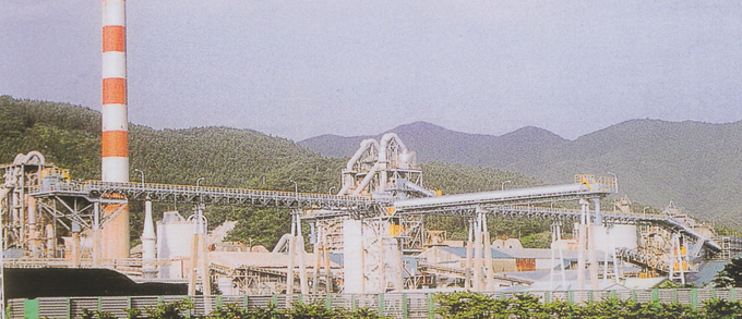 Tセメント株式会社O工場 | 納入実績